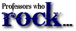 Professors Who Rock