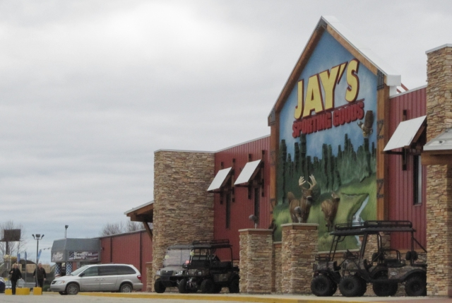 A Northern Tradition, the MMCC Foundation's annual fundraiser, will be held at Jay's Sporting Goods north of Clare on April 22. Photo by Janet Sowle