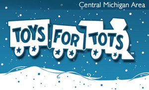 Central Michigan Toys For Tots
