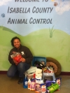 Laker Current animal needs and food drive a success