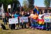 MMCC Gay-Straight Alliance participates in Almaparade
