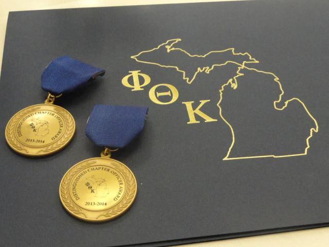 PTK medals