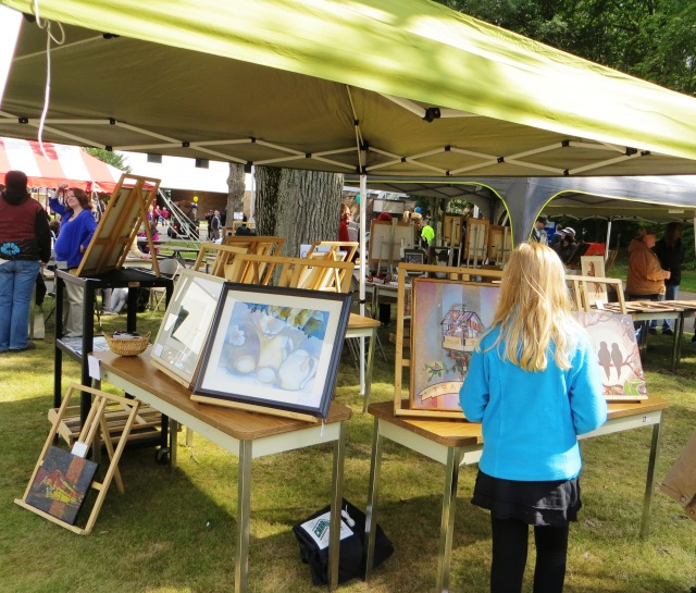 Clare County artists display work at festival