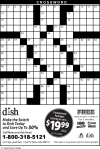 Be My Valentine crossword puzzle