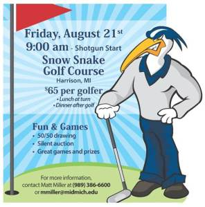 Outing to benefit Laker athletics