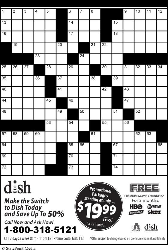 7-30-15 CW Puzzle