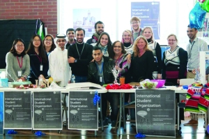 The International Student Organization was established last year to meet the demands of the growing international student population.