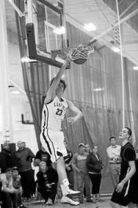 A classic Trevor Gernaat dunk.