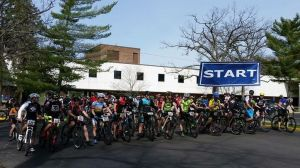 Rust Shaker bike race 2016