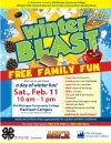Winter Blast features outdoor fun for allages